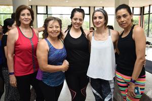 02062018 Bere, Laura, Any, Marijose y Silvia.