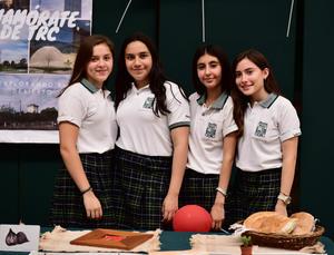 02062018 María Idalia, Sofi, Frida y Lucía.
