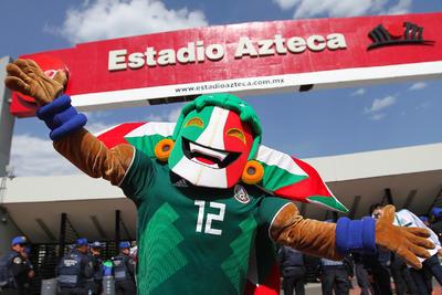 La fiesta rumbo a Rusia continuó en el Azteca.