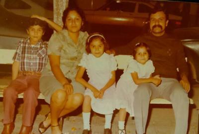 03062018 Familia Gutiérrez Medrano en paseo familiar