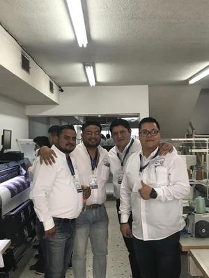 03062018 Alberto, José Manuel, Antonio y Ricardo .