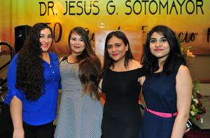 04062018 Vanessa, Salma, Elizabeth y Esmeralda.