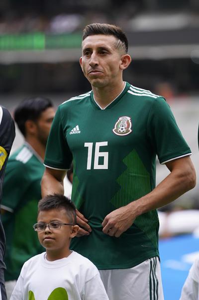 Héctor Herrera.