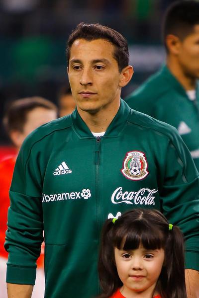 Andrés Guardado.