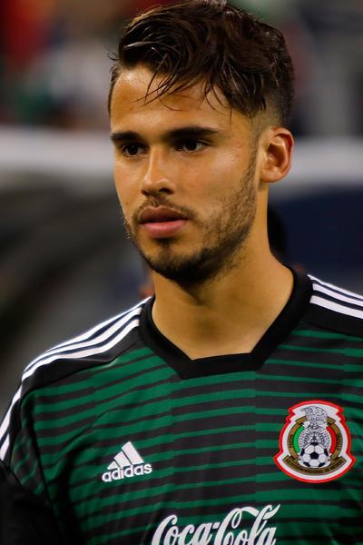 Diego Reyes.