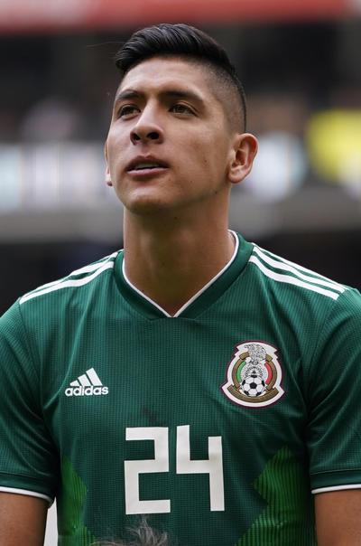 Edson Alvarez.