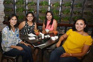 05062018 Sofía, Penélope, Isabel y Ana.