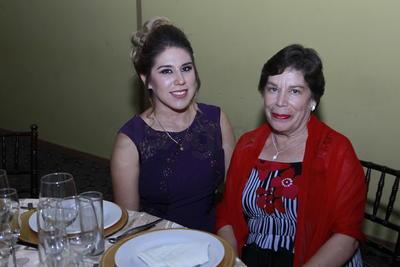Rocío y Emma Márquez.