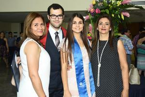 06062018 Elena, José Manuel, Sofía y Olga.