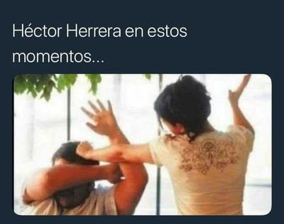El martes la revista de espectáculos Tv Notas publicó unas fotos en las que aparece Héctor Herrera y otros seleccionados en una fiesta a la que habrían asistido 30 escorts