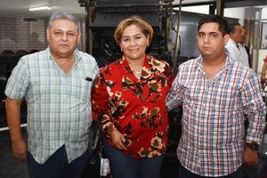 08062018 Roberto, Mireya y Gustavo.
