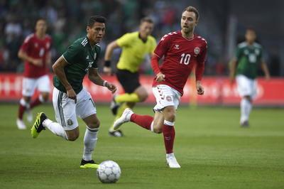Los goles de los daneses llegaron en los minutos 70 y 73.