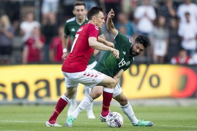 México cayó en su último partido de preparación previo a Rusia 2018.