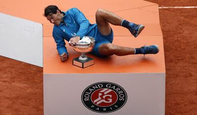 El español vuelve a estar en lo más alto del tenis mundial.