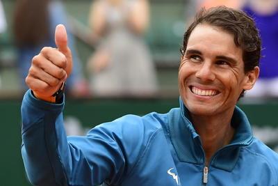 El tenista vive uno de los mejores momentos de su carrera.