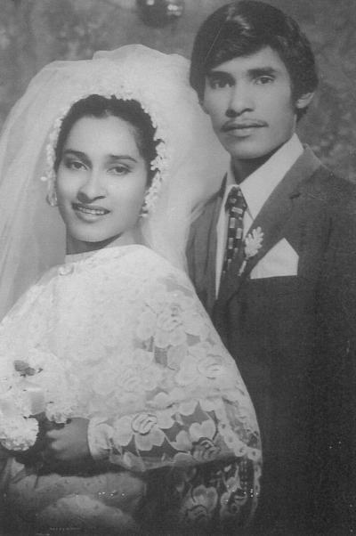 10062018 Elena Martínez y Felipe Alvarado el 14 de abril de 1974