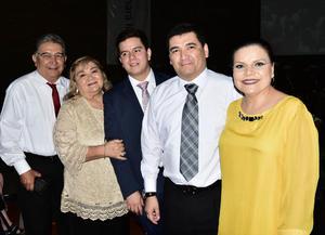 11062018 Jorge, Rafaela, Jorge, Jorge y Claudia.