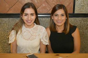 Eugenia y Nora