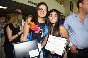 Daniela Gutierrez e Ileana Gomez