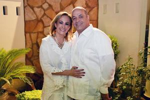 Ana Karina y Ricardo