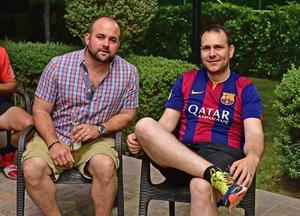 Sergio y Nacho