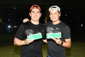 Wicho Cepeda y Rodrigo Garza