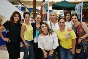 12062018 Sharon, Liz, Lizbeth, Rosy, Vanessa, Claudia, Diana y Lucía.