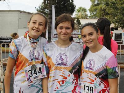 Colegio Americano de Durango realiza carrera