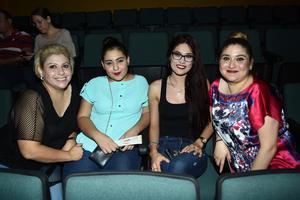 13062018 Selene, Lupita, Ilse y Lucero.