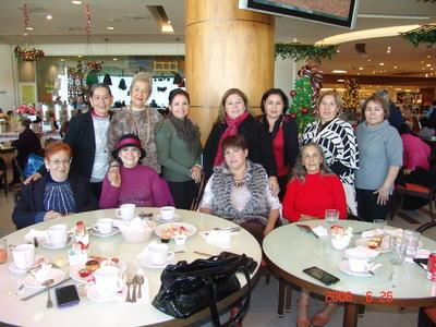 14062018 Cristy, Juanita, Rosy, Rosy, Laura, Irma, Carmelita, Rebeca, Sarita y Dalia.
