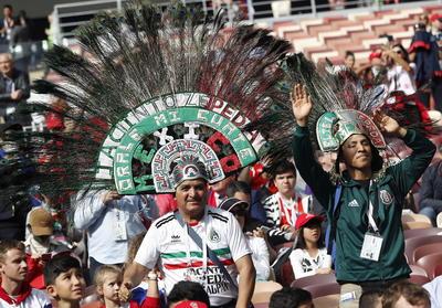 México se hace notar en Rusia.