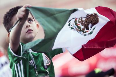 México está presente en el Mundial.