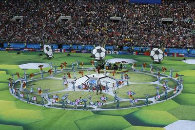 Este jueves dio inicio el Mundial de Rusia 2018.
