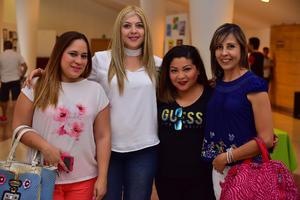 14062018 Cecy, Juanis, Ivonne y Nadia.