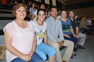 14062018 Guadalupe, Elizabeth, César, Flor, Luis y Ali.