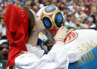 Arranca el Mundial de Rusia 2018