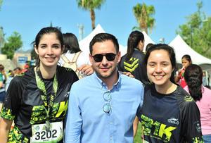 15062018 Andrea del Cueto, Patricio González y Ely Mendoza