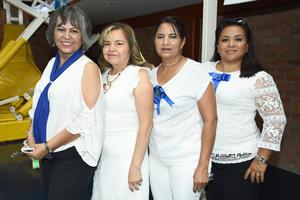 15062018 Mayra, San Juana, Claudia e Idalia.