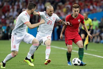 España y Portugal comparten unidades en el Grupo B.