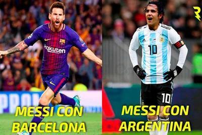 Memes de Messi tras fallar penal contra Islandia