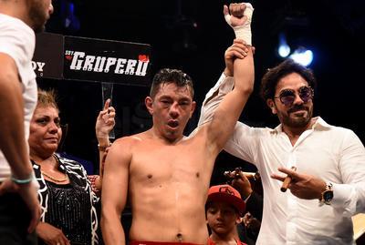 Mijares fue noqueado en su última pelea.