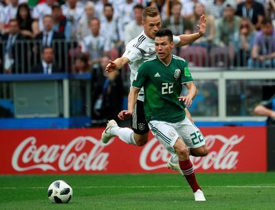 Lozano puso su nombre con letras de oro en la historia del futbol mexicano.