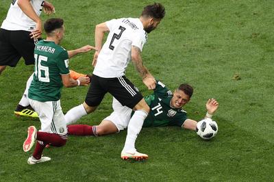 La ferrea marca mexicana evitó el embiste de los alemanes.