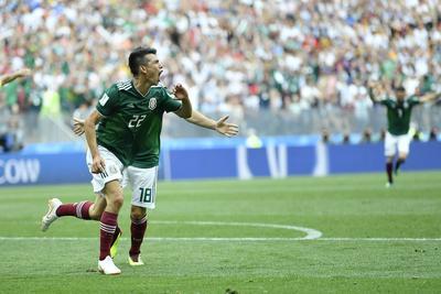 Para la eternidad quedará el gol de Hirving Lozano para vencer a Alemania en la cancha del Estadio Luzhniki.