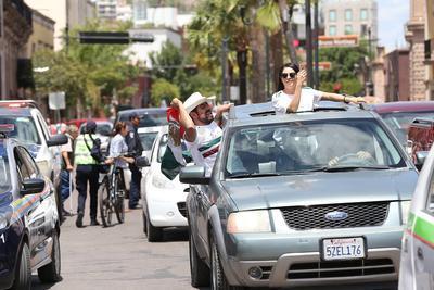 Celebra Durango triunfo de México en Rusia 2018
