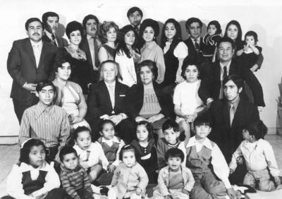 17062018 Familia Juárez en 1970.