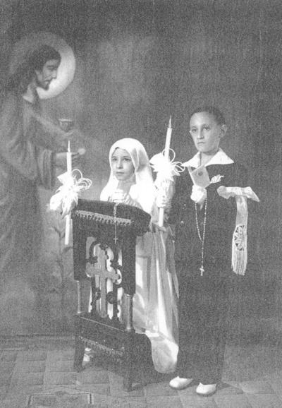 17062018 Lupita y Alejandro Luna Montes en 1940.
