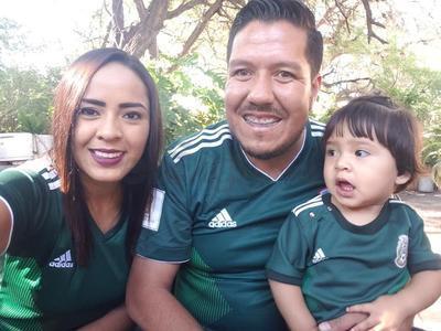 Familia Lozano Meraz.