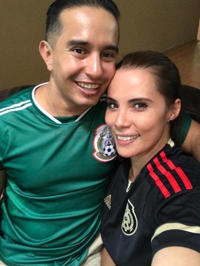 Felipe Martínez y Martha Rodríguez.