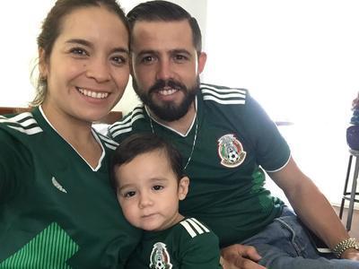 Familia Nájera Carrillo.